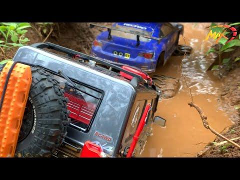 RC Adventure Track Offroad 4x4 Scale & Crawler