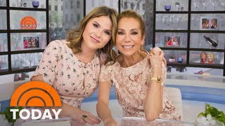 Jenna Bush Hager: My Grandmother Barbara Bush Prepared Me For Kathie Lee | TODAY