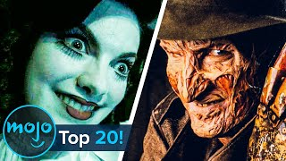 Top 20 Scariest Hoŗror Movies of All Time