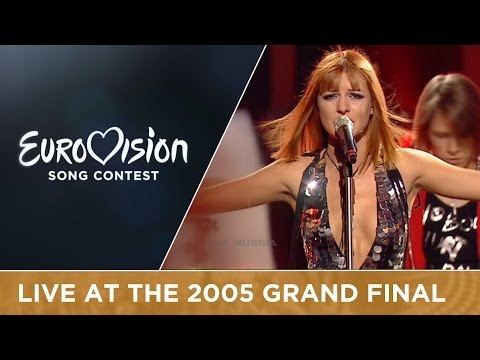 Natalia Podolskaya - Nobody Hurt No One (Russia) Live - Eurovision Song Contest 2005