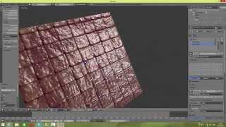 BGE Урок 16 Создаем бесшовную текстуру крыши