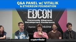 Ethereum 2.0 roadmap update by Vitalik & Ethereum Foundation | EDCON 2019