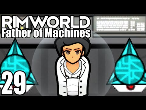 Rimworld: Father of Machines #6 - Catastrophic Polar Bear Surgery from YouTube · Duration:  36 minutes 1 seconds