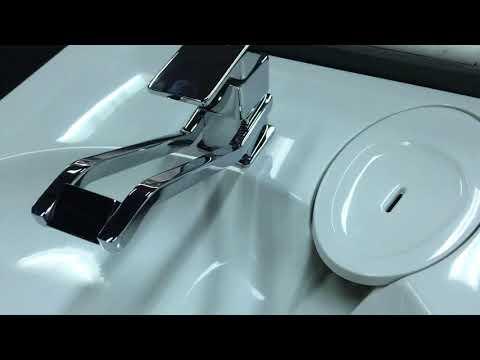 Раковина для монтажа на стиральную машину  CLARO