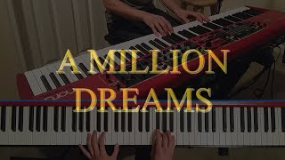 "A Million Dreams - Piano Cover - ""The Greatest Showman"""