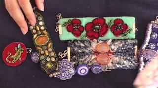 Авторские женские браслеты. Обзор