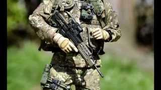 British Army 1/6 Scale Kitbash
