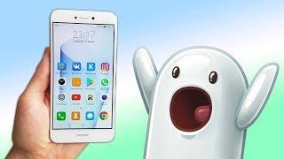 Huawei Honor 8 Lite СПУСТЯ 1 МЕСЯЦ ИСПОЛЬЗОВАНИЯ. ОТЗЫВ ВЛАДЕЛЬЦА