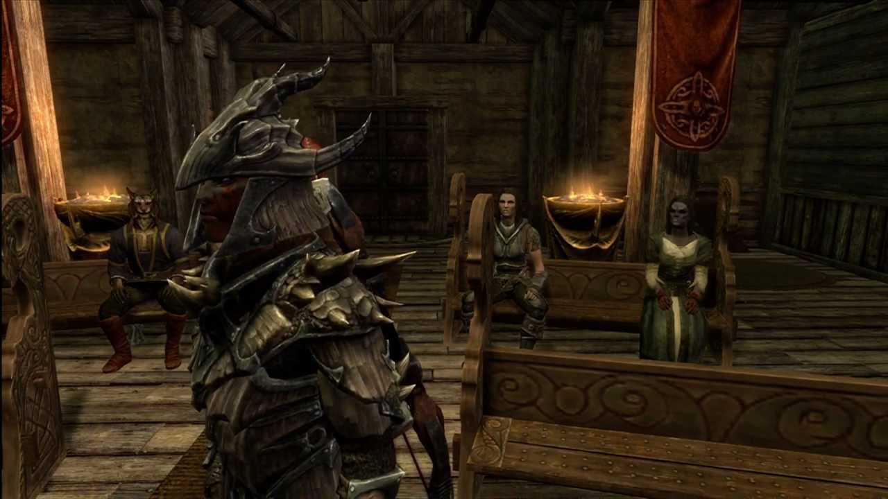 Skyrim Marriage To Ysolda Youtube
