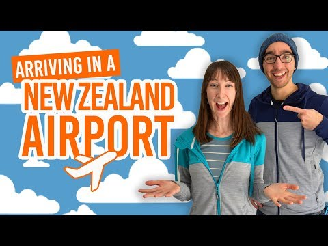 Everything You Need to Know About Arriving in a New Zealand Airport
