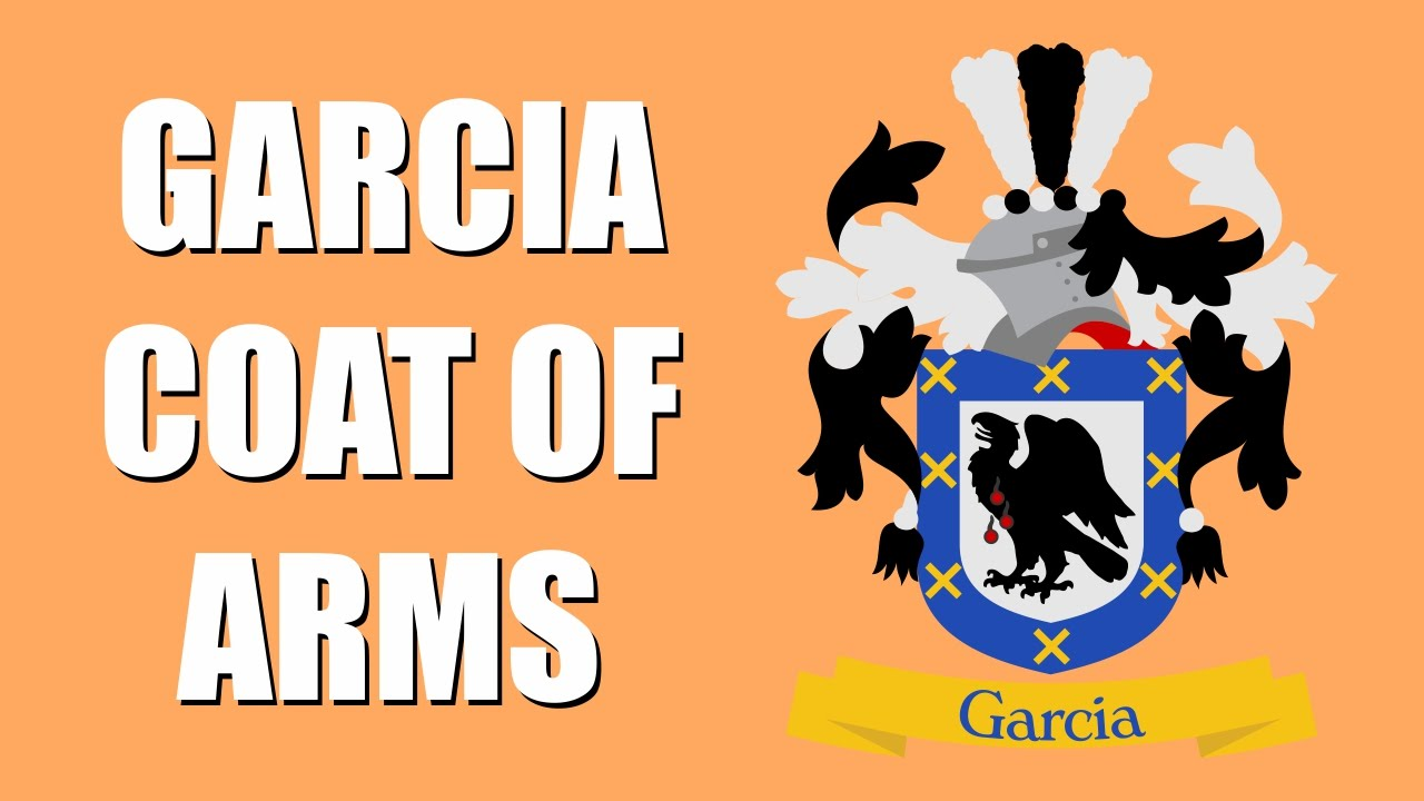 Garcia Coat Of Arms Youtube