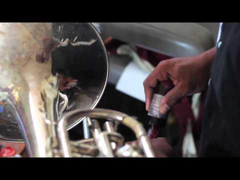 Stafford Agee Horn Repair