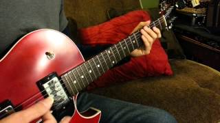 "How to Play ""Call it Stormy Monday"" on Guitar !"
