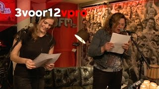 Maaike Ouboter & Roosmarijn - Christine Live bij 3voor12 Radio