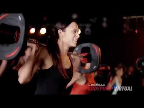 Les Mills Virtual 720p Video