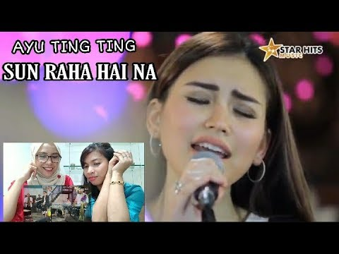 Ayu Ting Ting || LAGU INDIA || Reaction