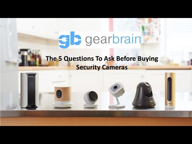 Yi 1080P Home Camera Review : A good security camera with a