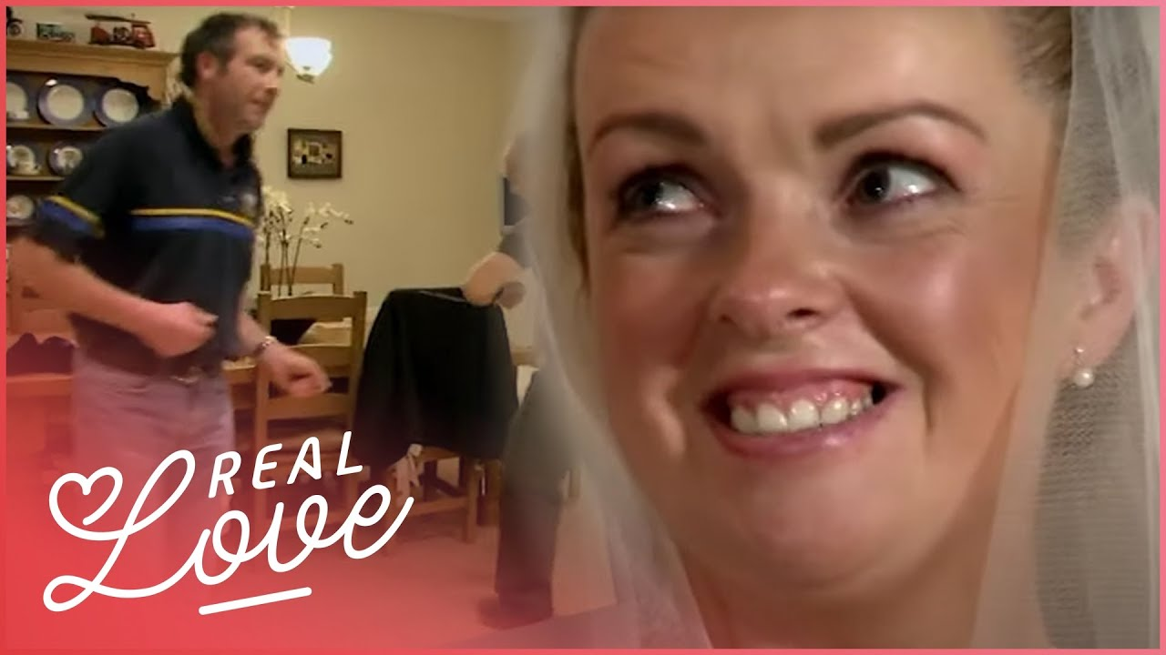 He Learned How To Dance For His Bride | Don't Tell The Bride S2E1 | Real Love