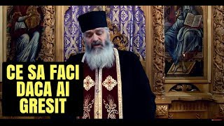Ce faci dacă ai greșit - 16 Ianuarie - Părintele Calistrat