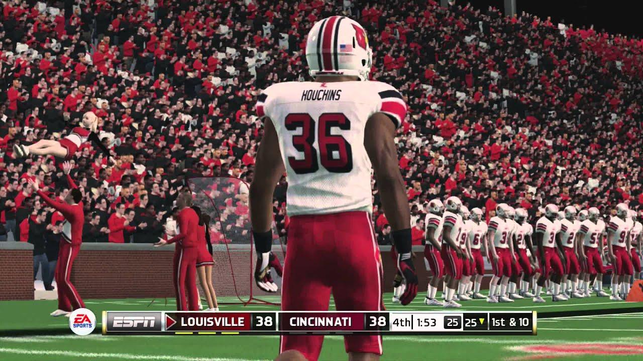 NCAA Football 14 - Keg of Nails Instant Classic - YouTube