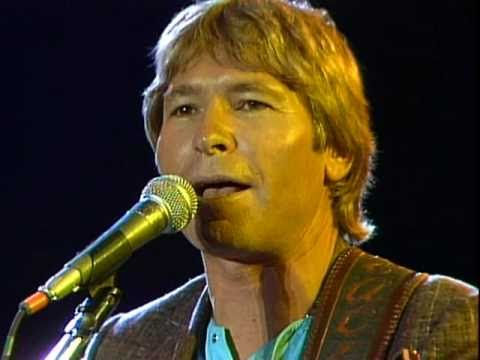 John Denver & Nitty Gritty Dirt Band  Take Me Home, Country Roads  at Farm Aid 1985