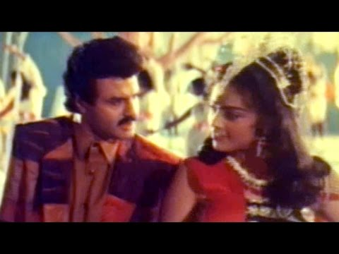 Gunthalakadi Guma Full Video Song || Aswamedham Movie || Balakrishna, Meena, Nagma