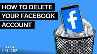How To Delete Y๐ur Facebook Account (2021)