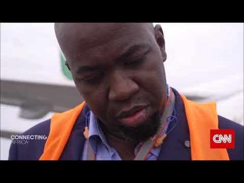 NAS Abidjan on CNN's Connecting Africa