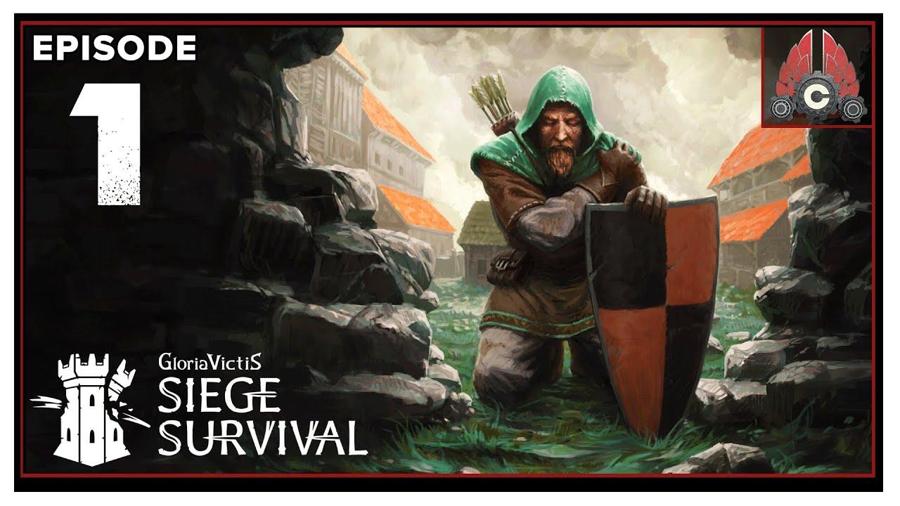 CohhCarnage Plays Siege Survival: Gloria Victis