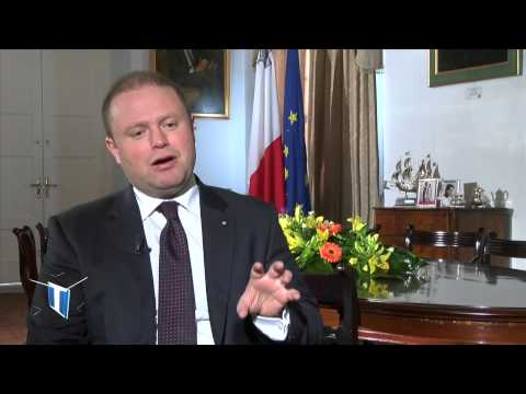 The Malta Independent interviews Joseph Muscat