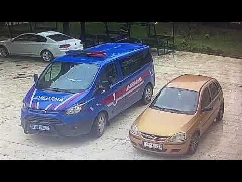 Osmaneli de Türk Telekom'a ait kabloları çalan 2 kişi tutuklandı