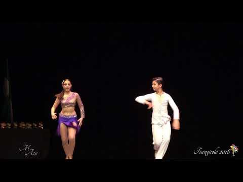 Fuengirola Baile ESCENARIO Salsa 12 a 18 D 4, 5 y 6