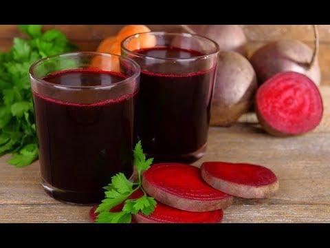 Как приготовить сок из свеклы