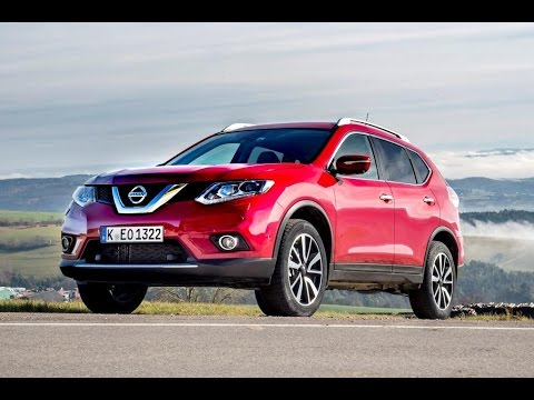 new nissan x trail 2017 exterior and interior youtube. Black Bedroom Furniture Sets. Home Design Ideas