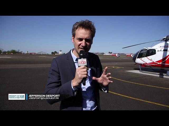 Landes - A l'école de l'aviation légère de l'armée de terre de Dax