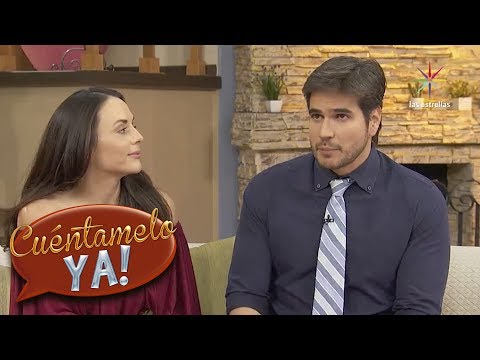 Zuria Vega y Daniel Arenas hablan sobre Mi marido tiene familia   Cuéntamelo YA! thumbnail