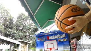 籃球 切籃球架 打籃球
