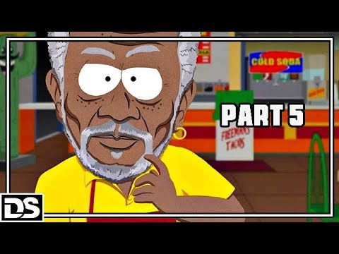 South Park Die Rektakuläre Zerreißprobe Gameplay German #5 - Morgan Freeman (Let's Play Deutsch)