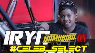 IRYN NAMUBIRU ON CELEB SELECT WITH CRYSTAL [ DEC 3RD 2016 ]