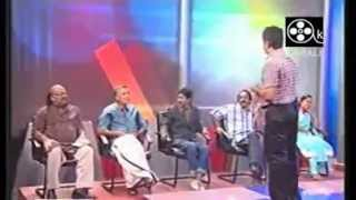 Santhosh Pandit Cross Fire Kelkkoo Kelpikkoo Kairali Malayalam New Interview 2013
