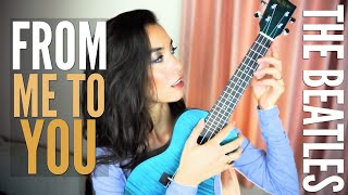 (EASY) From Me To You ~ The Beatles Ukulele Tutorial