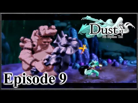 Dust: An Elysian Tail - The Cirromon Caverns Chase - Episode 9