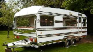 Gypsy trailer caravans 2