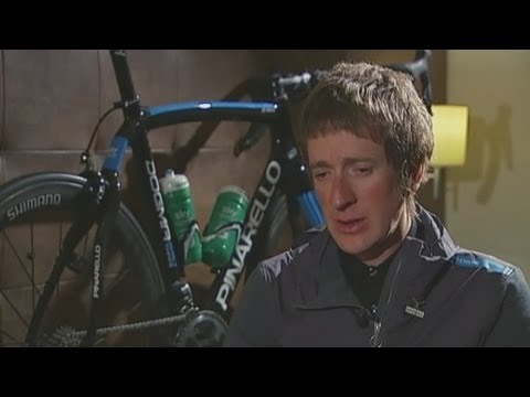 Bradley Wiggins on Lance Armstrong