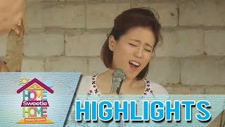 HSH Walang Kapares: Home Sweetie Home family sing along together