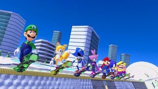 Mario and Sonic at the Tokyo 2020 Olympic Games | Dream Events Reveal Trailer