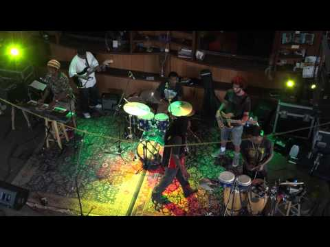 Burning Fire Reggae Band - 08.27.16 - Pete's Barn - complete show - 4K