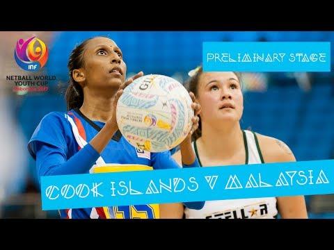 Cook Islands v Malaysia | #NWYC2017