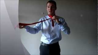 Business Goal Setting: How to Tie a Half Windsor Knot