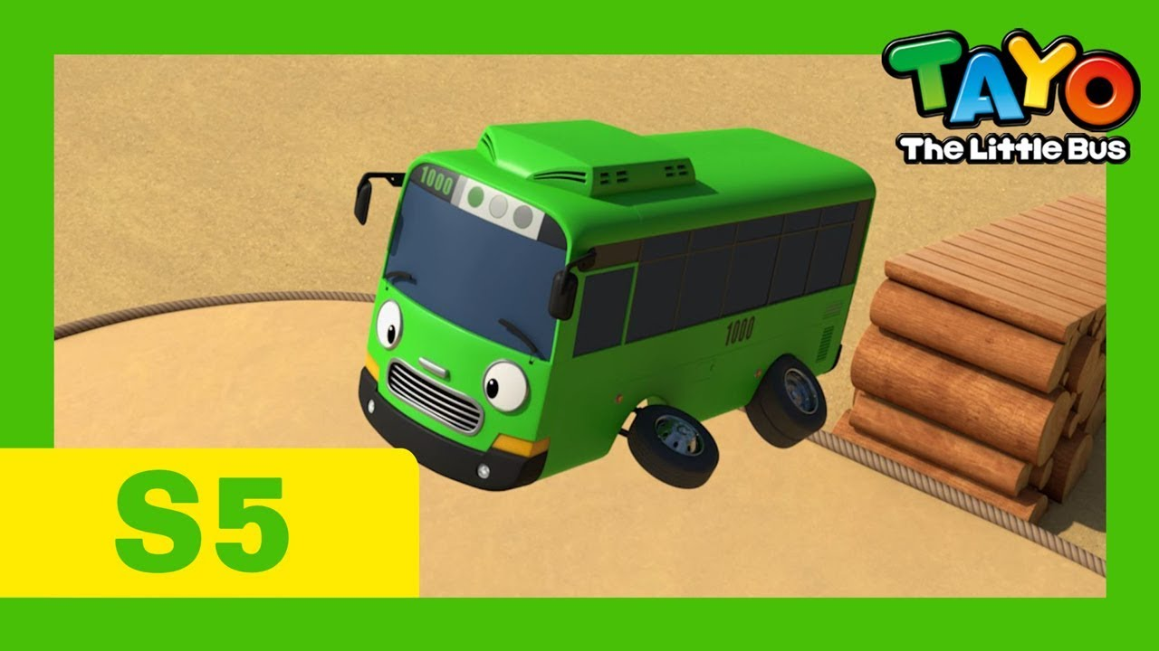 Download Tayo S5 Special Episode l Rogi's Champion Challenge l Tayo the Little Bus